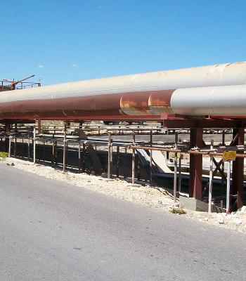 Risanamento pipe-racks