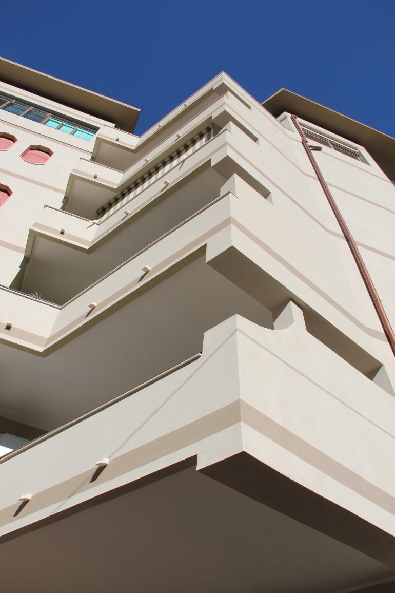 Ristrutturazione di edifici multipiano