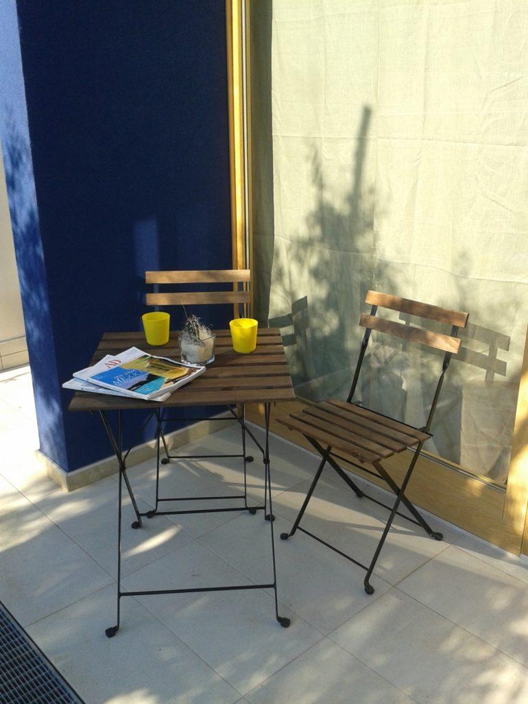 "Residence ""Le Case Blu"" – Interni"