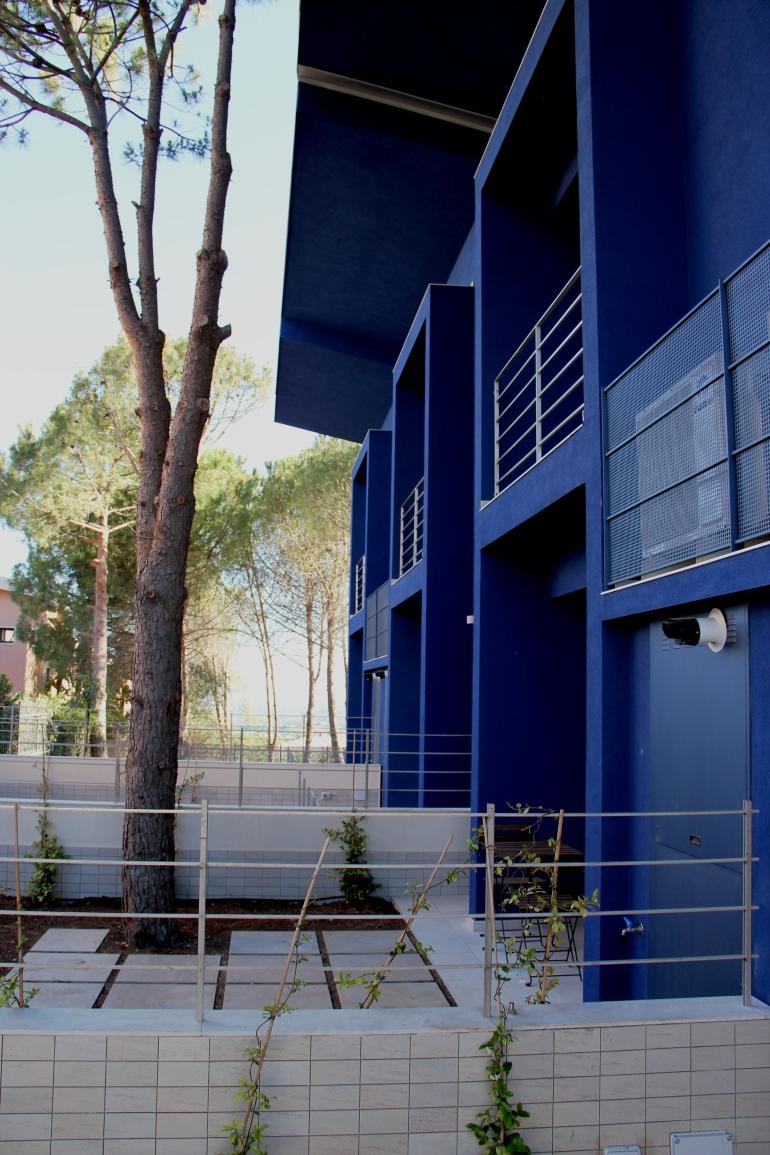 "Residence ""Le Case Blu"""