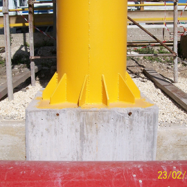 Risanamento pipe-racks