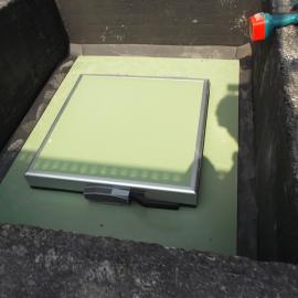 Coperture ermetiche vasche impianti